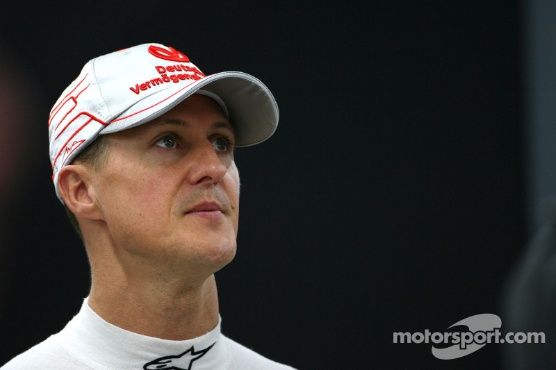 Official update from Michael Schumacher's family