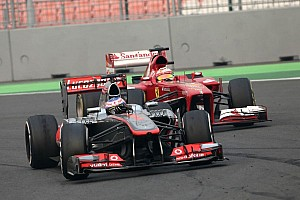 Formula 1 Breaking news McLaren-Ferrari rivalry slides to winter olympics