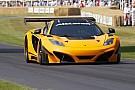 K-PAX Racing will run McLaren 12C GT3 cars in 2014 Pirelli World Challenge