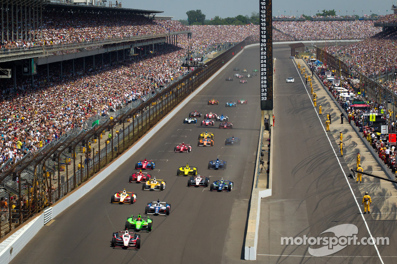Indianapolis Motor Speedway Museum Or Racing Facility