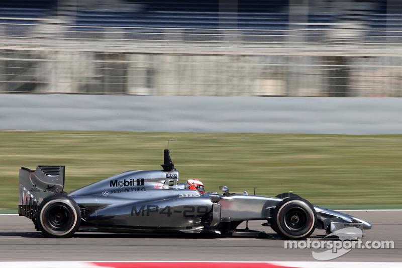 'New' F1 already catching up with V8 era speed
