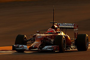 Formula 1 Testing report Third day of testing for Ferrari at the Sakhir with Raikkonen doing a good number of laps