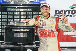 NASCAR Cup Race report Earnhardt riding high a day later