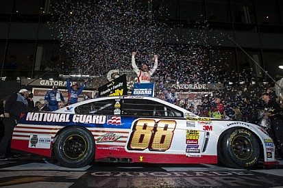 Whirlwind media tour continues for renewed Dale Earnhardt Jr.