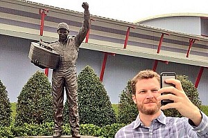 NASCAR Cup Breaking news Earnhardt gaining ground, on Twitter