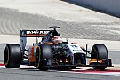 Sahara Force India completes the penultimate day of pre-season testing in Bahrain