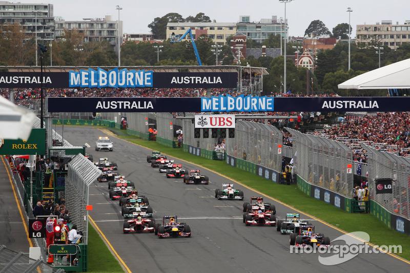 New F1 deal for Melbourne 'will happen' - Ecclestone