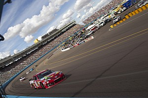 NASCAR Cup Race report Toyota Racing at Phoenix One: Drivers' post race quotes