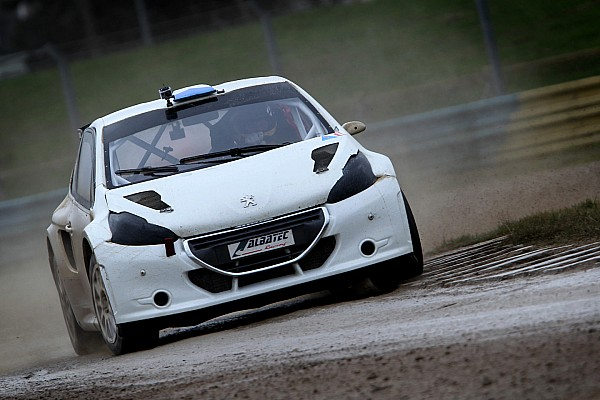 Team Peugeot-Hansen powered by ORECA in World RX