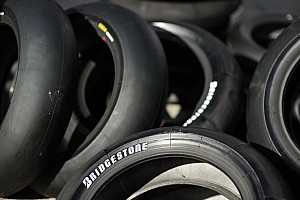 MotoGP Breaking news Bridgestone introduces new slick tyre marking system for 2014 season