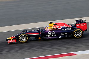 Formula 1 Preview Infiniti Red Bull Racing eager to start the season in Melbourne
