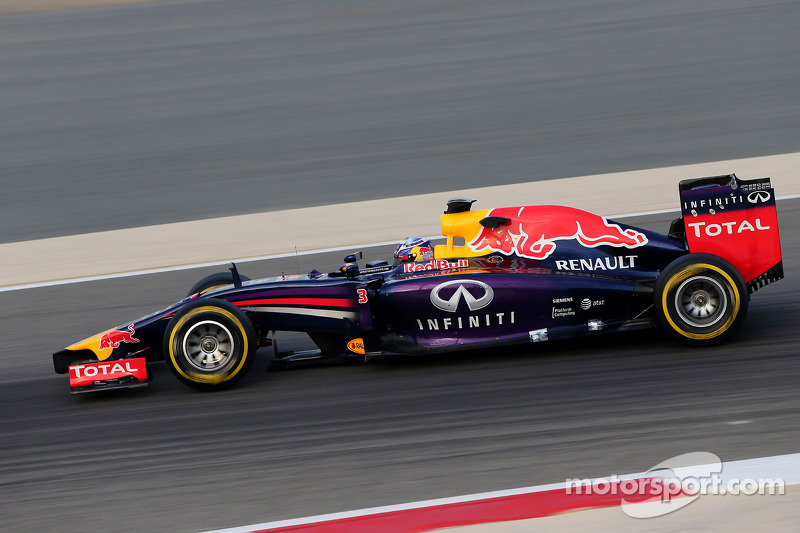 Infiniti Red Bull Racing eager to start the season in Melbourne