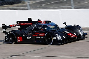 WEC Breaking news Audi achieves pioneering feat with e-tron quattro four-wheel drive