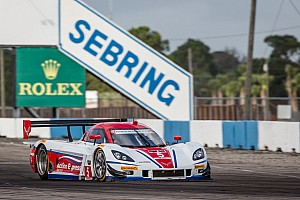IMSA Preview Corvette DPs at Sebring: first time at the 12 Hours