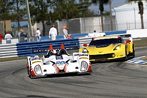 IMSA Qualifying report CORE autosport 4th on Sebring PC Grid