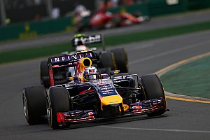 Formula 1 Race report Renault: Australian GP race report