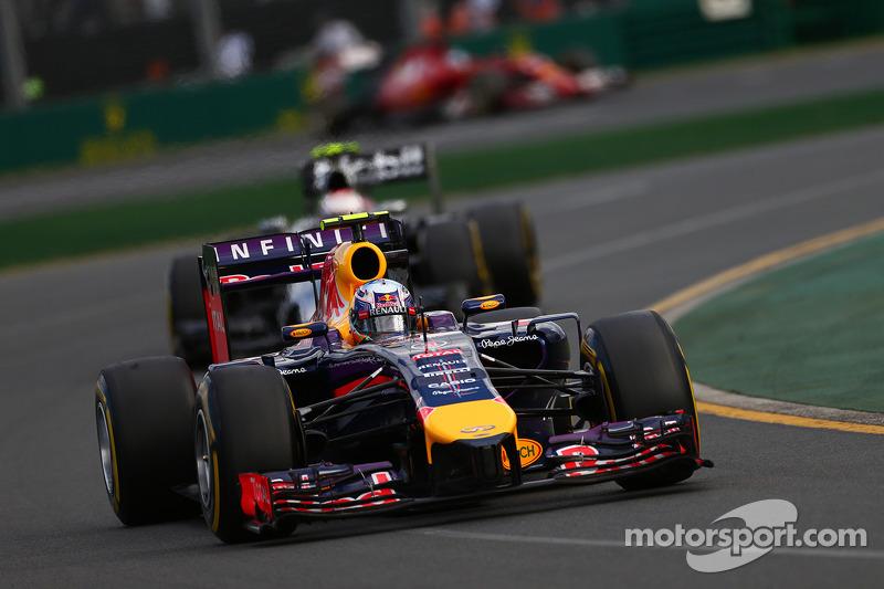 Renault: Australian GP race report