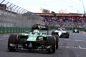 Formula 1 Breaking news Aussie GP furious with F1's purring engines