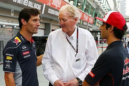 Melbourne GP stalwart Ron Walker steps down