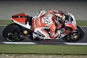 MotoGP Qualifying report Dovizioso a fraction away from front row start, Crutchlow eighth in Qatar GP qualifying