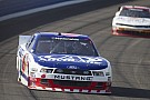 Bayne finishes ninth in Fontana, tied for points lead