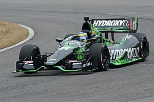IndyCar Preview Bourdais pumped for St. Pete