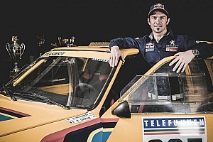 Dakar Breaking news Peugeot announces return to Dakar in 2015 with Despres and Sainz