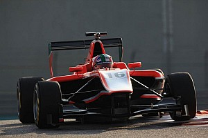 GP3 Testing report Dino Zamparelli fastest on Day 1 of testing