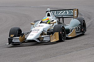 IndyCar Preview Mike Conway to debut this weekend at St. Pete in the ECR car
