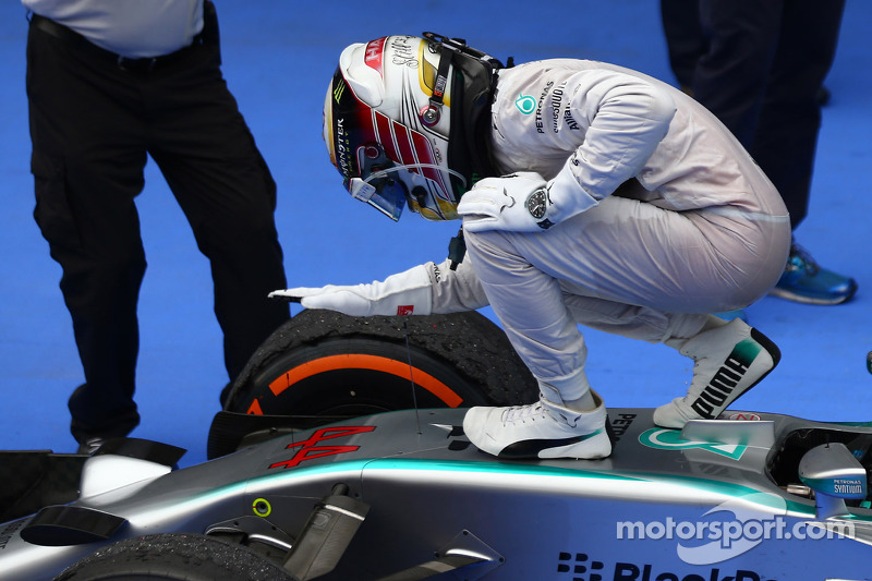 Pirelli: Mercedes one-two in Malaysia after a race revolving round tyre strategy