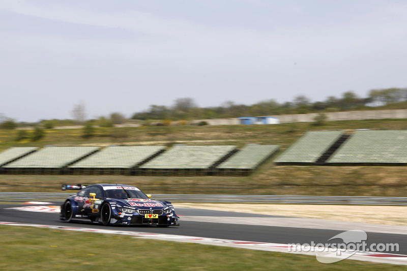 Business end of preparations: BMW DTM teams complete four days of testing at the Hungaroring