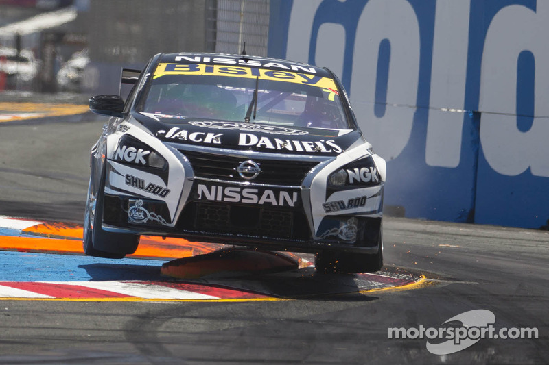 Solid start for Jack Daniel's Racing at Winton