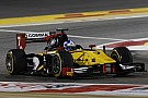 Palmer flies to Sakhir pole