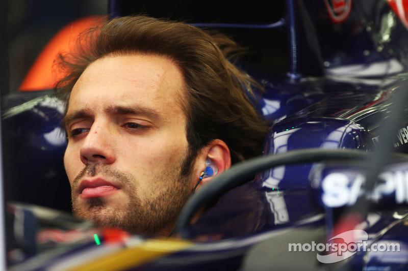 Vergne hospitalised amid extreme F1 diets