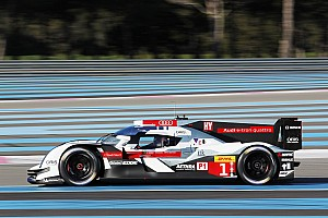 WEC Breaking news Audi designs lightest sports prototype in its history
