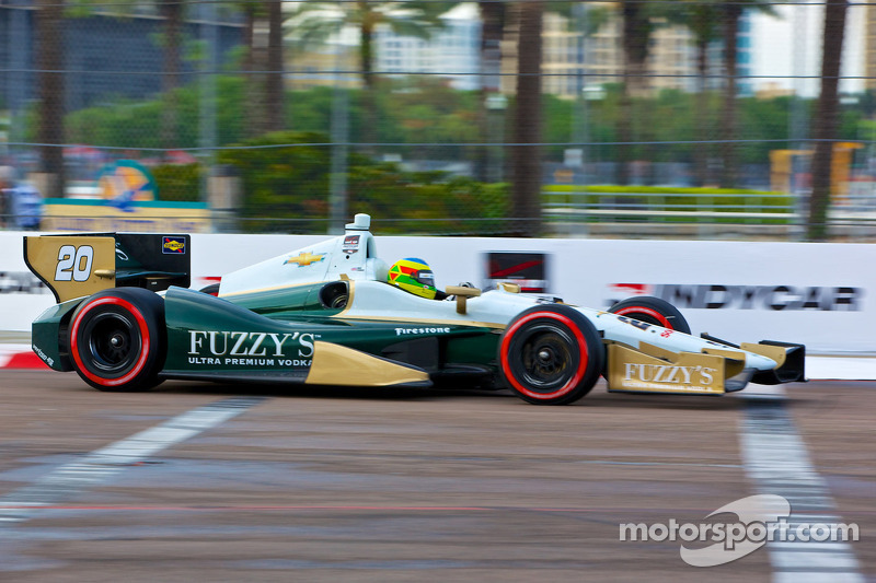 """Mike Conway ready for """"roar by the shore"""" in 40th Long Beach classic"""