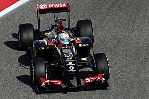 Formula 1 Testing report Bahrain testing day two - Lotus