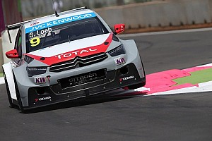 WTCC Practice report Practice 1 - Loeb is fastest in Marrakech