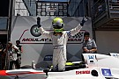 Marrakech, race-1: Kimiya Sato (Euronova) takes win in a crazy race