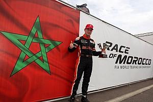 Auto GP Race report Marrakech, race-2: Markus Pommer scores his maiden Auto GP victory