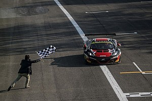 Blancpain Endurance Race report ART Grand Prix McLaren takes first win of the season in Monza