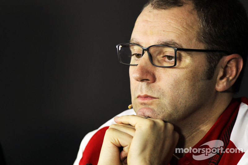 Domenicali quits, replaced by Mattiacci - reports