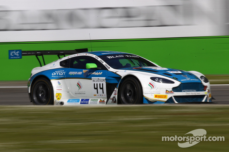 Impressive Oman Racing Team debut thwarted by electrical issues