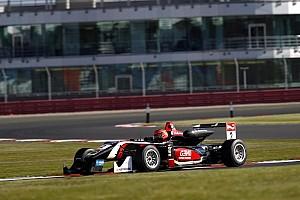 F3 Europe Race report Rookie driver Esteban Ocon secures maiden Formula 3 race win