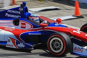 IndyCar Takuma Sato hopes to make up for Long Beach letdown