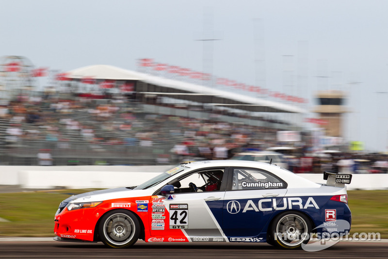 Peter Cunningham: Pirelli World Challenge, now in 2014, it's just absolutely exploded
