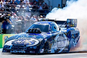 NHRA Qualifying report Jack Beckman clinches #2 spot at Texas
