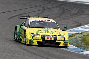 DTM Preview Audi starts title defense at Hockenheim