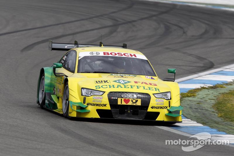 Audi starts title defense at Hockenheim