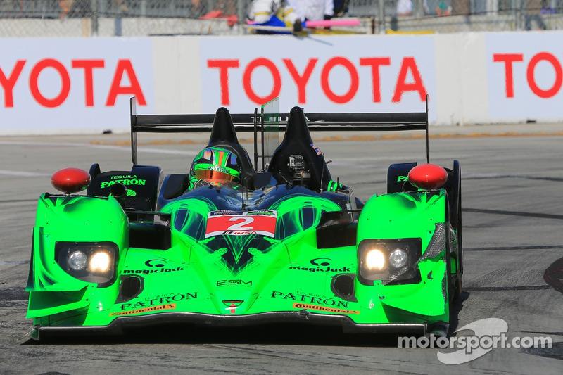 ESM Patrón targeting win at Mazda Raceway Laguna Seca